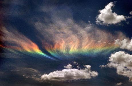 Rainbow Of Fire